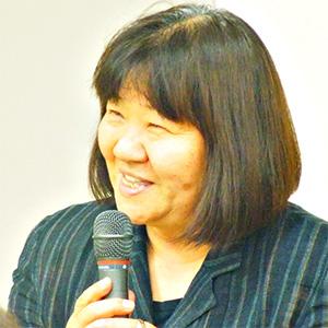 代表理事 相馬 潤子